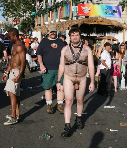 en Et oui c était le jour de la Gay Pride à Lyon