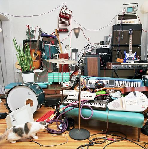 Brad Breeck's Studio