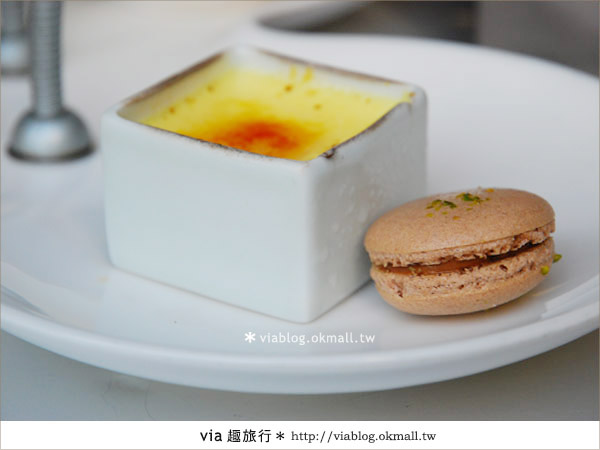 【台中下午茶推薦】悠閒的英式下午茶~印月創意東方宴下午茶24
