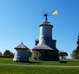 Van Horne Dutch Windmill