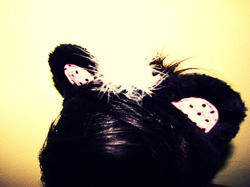Week 19 Kitty Kat Ears
