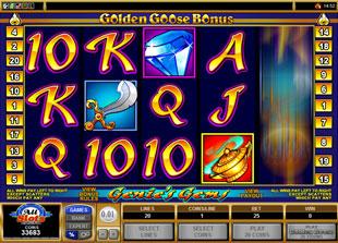 golden goose - genies gems slot