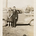 Betty Drake and her Dad Carl Drake