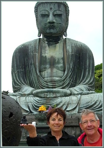 Happy birthday dear Buddha Daibutsu  大仏       鎌倉市