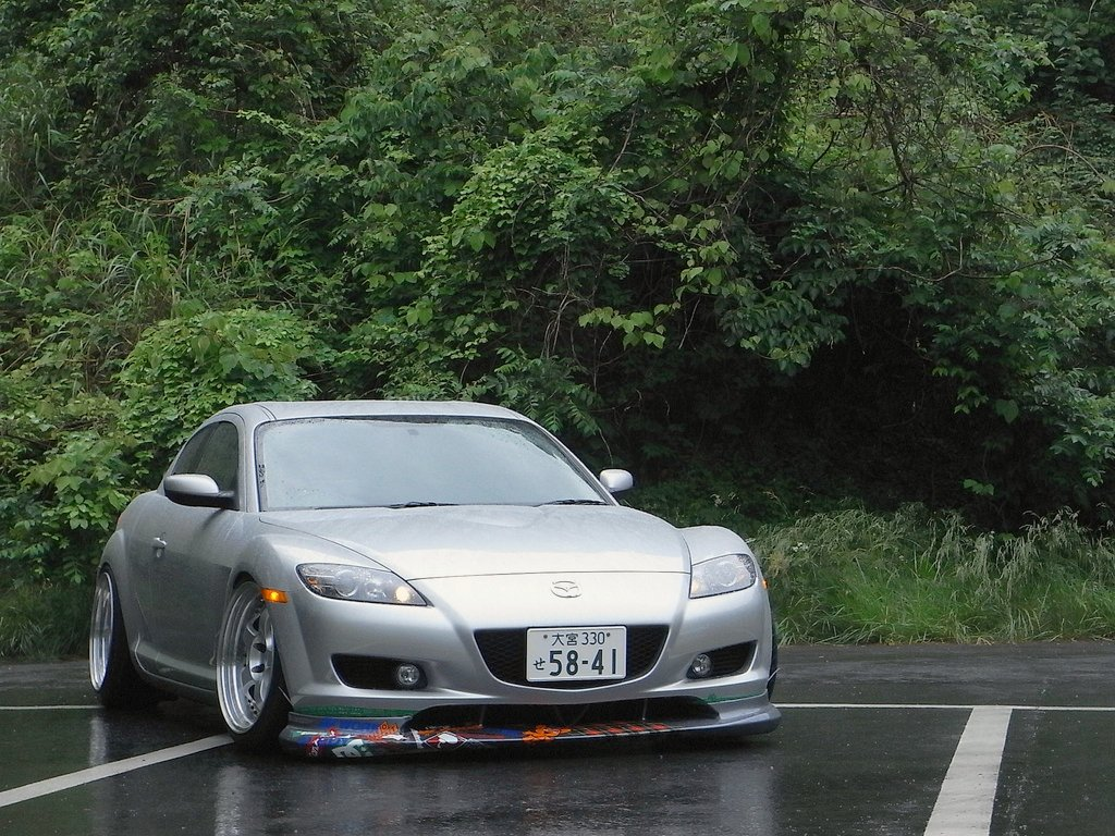 Mazda Rx8 On Work Meisters Stancenation Form Gt Function