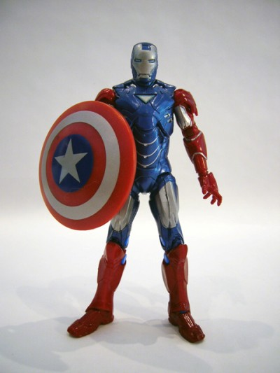 Iron Man 2 Concept Armor Kmart Exclusive