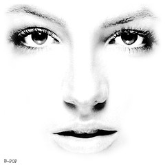 Britney Face Blend by B-POP (B-POP) Tags: 2003 face by photoshop photoshoot spears gasoline britney fatale firma zone desing blend in 2011 famme bpop brianpop