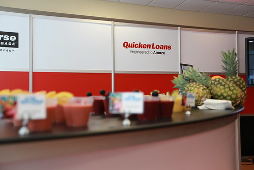 Quicken Loans Career Fair 2011 - Detroit Jobs
