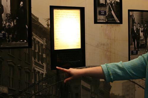 Letters Exhibition