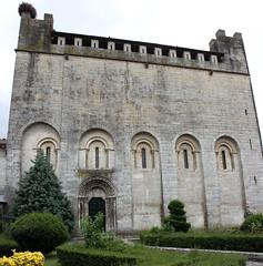 Fortaleza-Iglesia de Portomarín