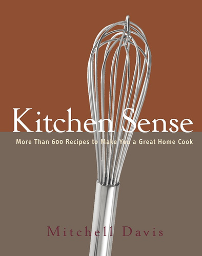 Cookbook Open Casting Call: Kitchen Sense Mitchel Davis