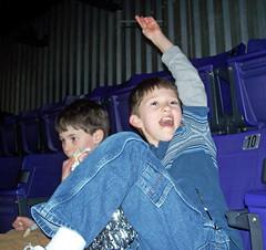 Hockey exuberance