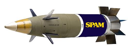 spam-bomb