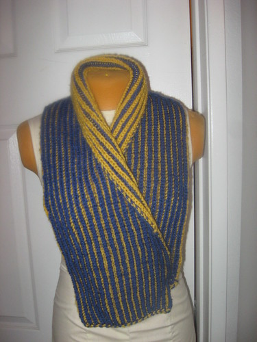 Chargers scarf