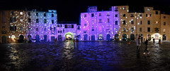 Lucca by night (Cristina Tamiso) Tags: lucca panoramica piazza notturno anfiteatro