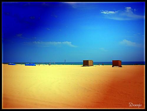 Praia da Rocha (Portugal) (by Doenjo)