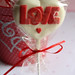 Sevgililer Günü Lolipop Çikolatası