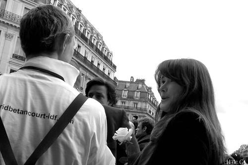 La Marche Blanche ~ March in White