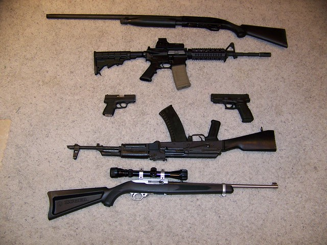 Showoff your Guns Thread! - Page 4 - JeepForum.com