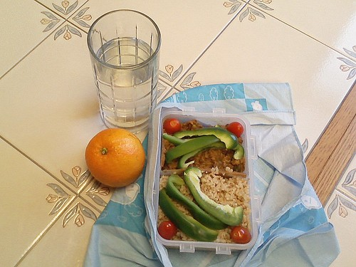 Bento Challenge lunch 7