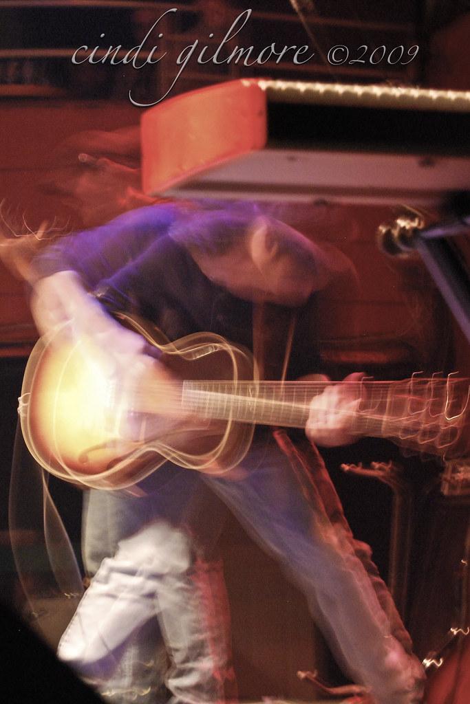 Scott Miller rockin'!