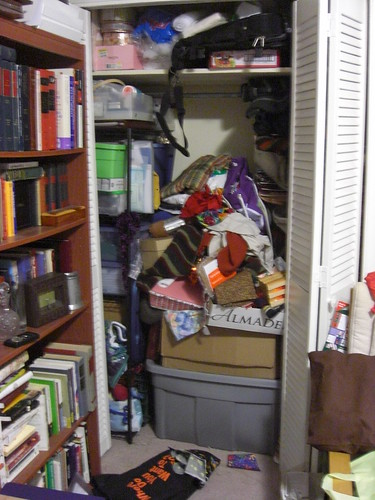 Craft Storage (before)