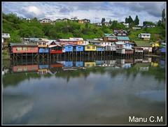 Castro (Manu C.M) Tags: chile puerto castro punta arenas mont chiloe colorphotoaward