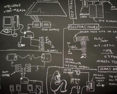 Interactivos'09: Ciencia de garaje