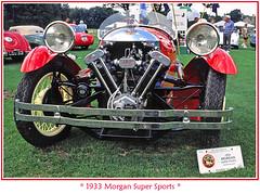 1933 Morgan (sjb4photos) Tags: car automobile morgan concoursdelegance ennstalclassic alltypesoftransport 1933morgan