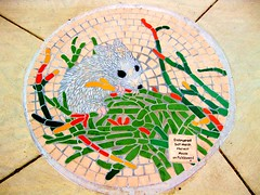 """Absolutly ALVISO!"" 11. (Madonovan) Tags: art arty mosaics alviso sundays daytrips rockyromero addtoslideshow tilesexshops"