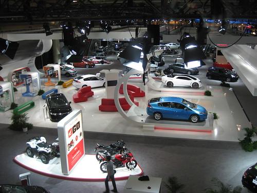 Canadian International Auto Show 2009 Toronto