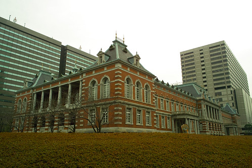 法務省旧本館
