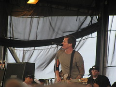 Tom of Angels & Airwaves (staticjana) Tags: summer music ava concert punk stage warpedtour band 2008 tomdelonge angelsandairwaves
