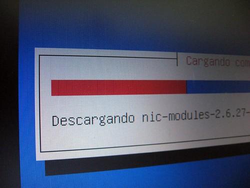 Instalando Ubuntu via red
