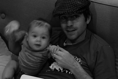 Jack & daddy