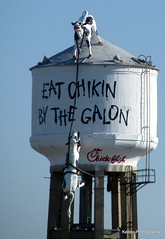 IMG_9229 (Jenni Reynolds-Kebler) Tags: tower chicken water cows filet eatmorechicken chickfilet