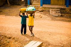 People of Blama IV (unipus) Tags: africa people kids sierraleone blama