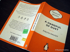 19 Feb 09 A Handful of Dust by Evelyn Waugh (black_coffee_blue_jeans) Tags: reading book evelyn reader review books bookshelf hobby read shelf cover covers bookcover hobbies bookshelves shelves bookcovers reviews waugh bookreview bookreviews evelynwaugh ahandfulofdust handfulofdust
