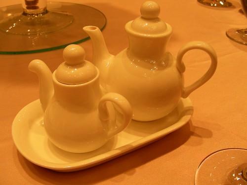 麗庭莊園喜宴 - 醬油瓶