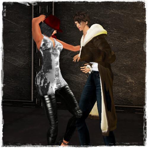 Dancin' @ Seven! Underground with Takeshi