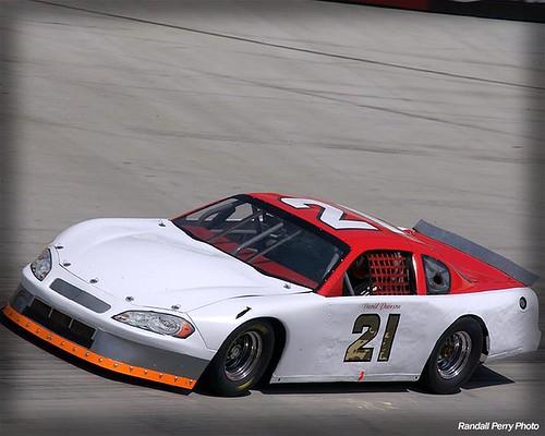 David Pearson Car