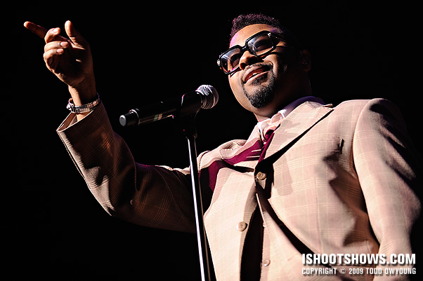 Musiq Soulchild @ the Fox Theatre -- 2009.03.01