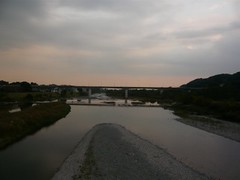 多摩川 at 羽村市14