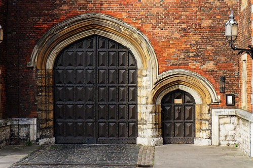 Front Gate of Lambeth Palace
