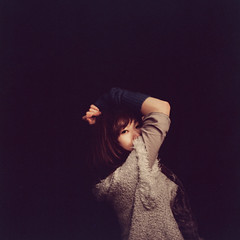 I`m 20 today. (*Zephyrance - don't wake me up.) Tags: girl rolleiflex zeiss fuji nps s carl pro planar 160 80mm sefportrait 28f pro160s