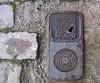 stampede-proof design (mezze) Tags: design iron pavement thenetherlands locked stoep vormgeving