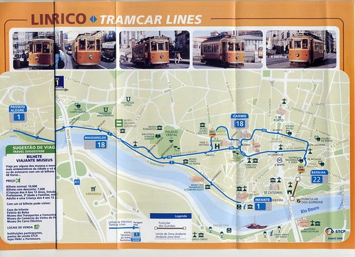 Trams de lisbonne plan de la ligne de tram 19 portugal by trams aux