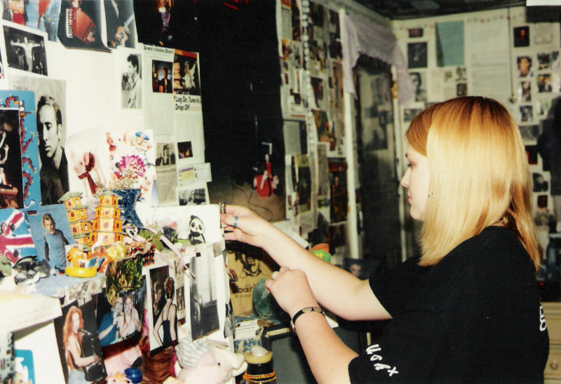 My Room, Fall 2000