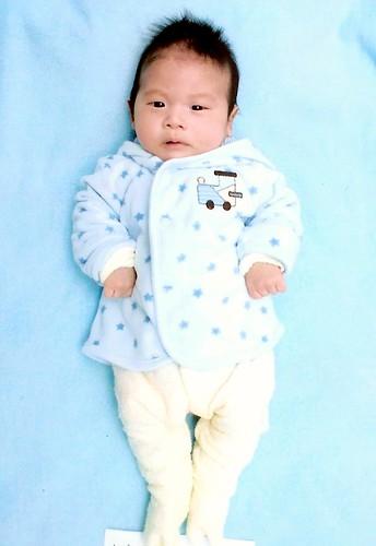 Josiah YeJoon 6 Weeks