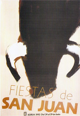 Cartel San Juan 1992
